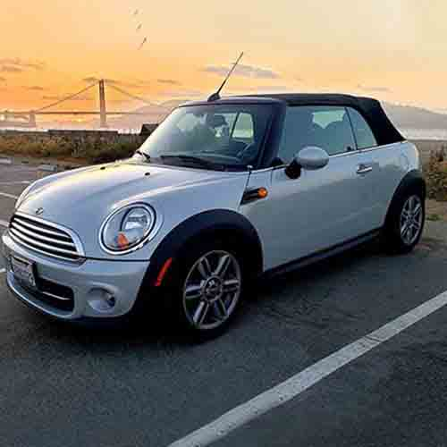 Mini Cooper San Francisco Car Rental